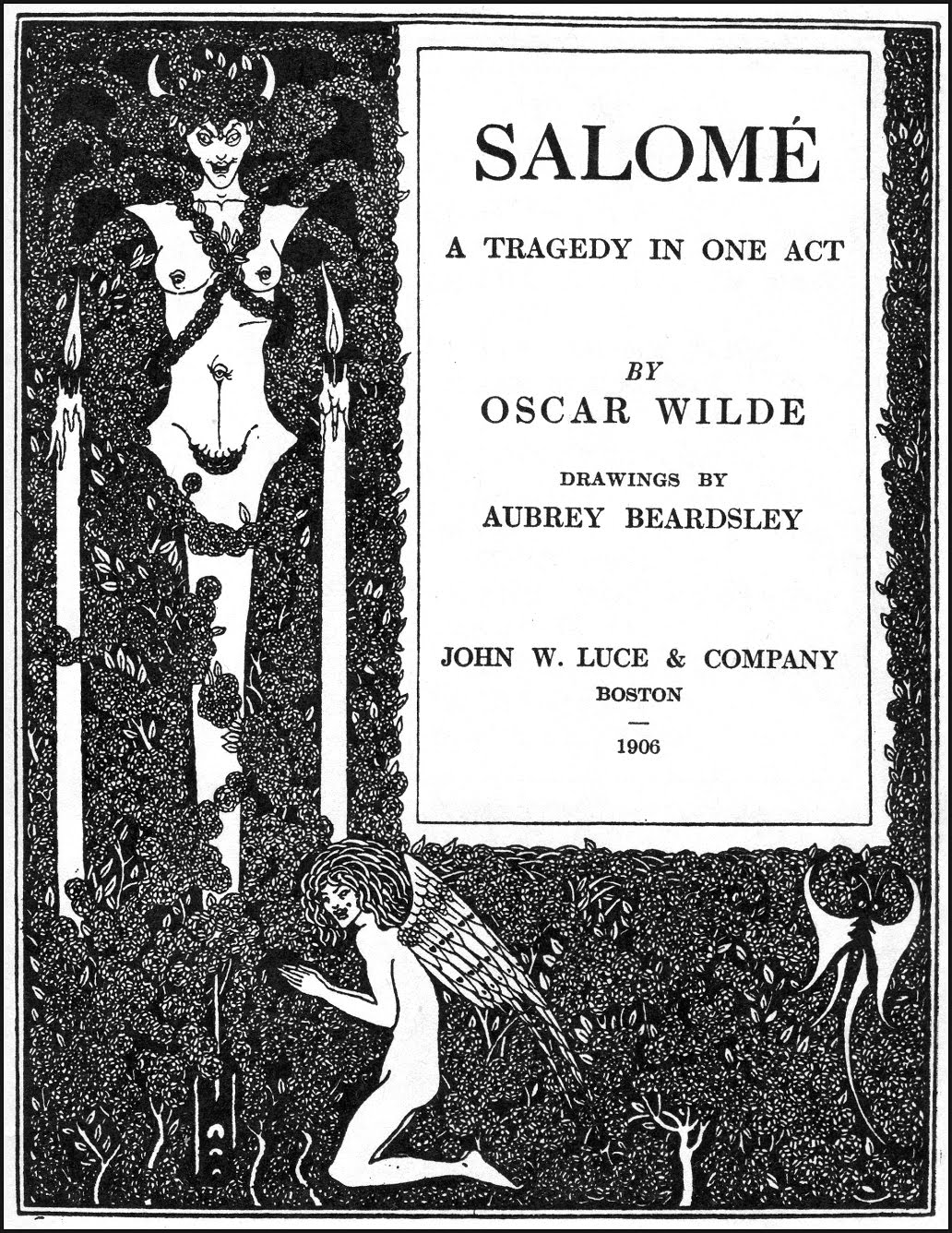 an analysis of salome a play by oscar wilde Free salome papers, essays, and research papers the biblical story of salome - the biblical story of salome oscar wilde had long been fascinated by the biblical story of salomé, princess of judea, who danced for king herod and asked for the head of st john the baptist in return.