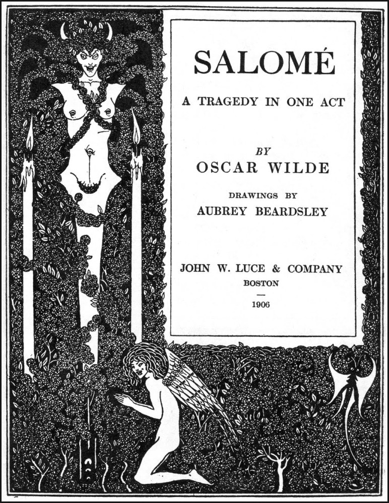 Book Review | 'Salome' by Oscar Wilde (2/3)